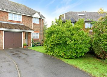 Thumbnail 3 bed semi-detached house for sale in Benenden Green, Alresford, Hampshire