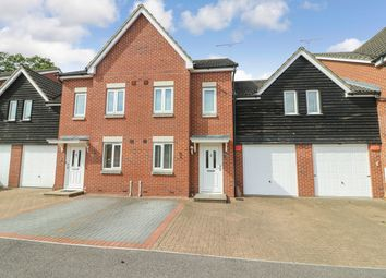 Thumbnail 4 bed town house for sale in Carpenters Close, Hedge End, Southampton, Hampshire
