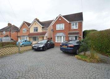 Thumbnail 4 bed detached house for sale in Crabtree Lane, Bromsgrove