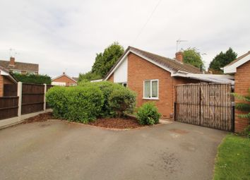 Thumbnail 3 bed detached bungalow for sale in Audley Drive, Kidderminster