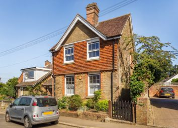 Thumbnail 3 bed detached house for sale in Church Lane, Bletchingley