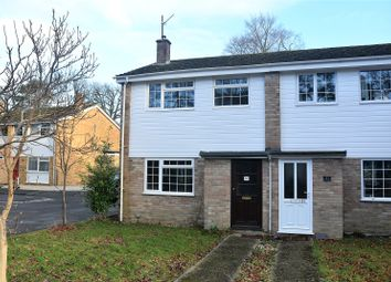 Thumbnail 2 bed end terrace house for sale in Mornington Close, Baughurst, Tadley, Hampshire