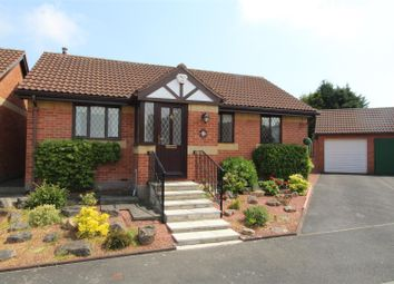 Thumbnail 2 bed detached bungalow for sale in Ambleside Grange, Worksop