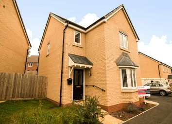 Thumbnail 3 bed detached house for sale in Old Tannery Way, Ross-On-Wye
