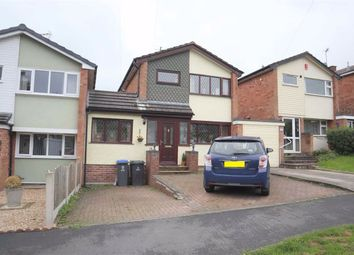 Thumbnail 4 bed link-detached house for sale in Wallbridge Drive, Leek