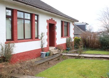 Thumbnail 3 bed detached bungalow for sale in Douglas Park Crescent, Bearsden