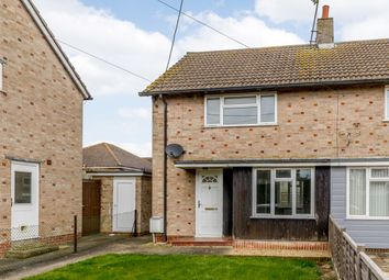 Thumbnail 2 bed semi-detached house for sale in Park Rise, Bicester, Oxfordshire