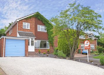 Thumbnail 4 bed detached house for sale in Pebworth Close, Redditch