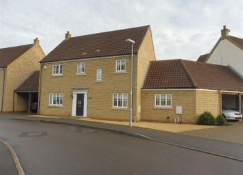 Thumbnail 4 bed link-detached house for sale in Alexander Chase, Ely