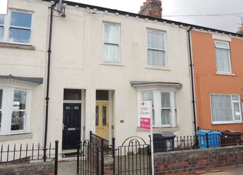 Thumbnail 3 bedroom terraced house for sale in Plane Street, Hull