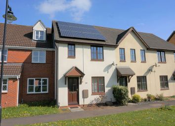 Thumbnail 2 bed terraced house for sale in Cranes Close, Taunton
