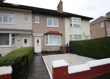 Thumbnail 2 bed terraced house for sale in Springhill Road, Baillieston, Glasgow, Lanarkshire