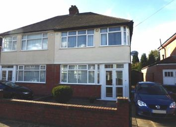 Thumbnail 3 bed semi-detached house for sale in Benedictine Road, Cheylesmore, Coventry
