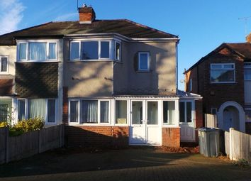 Thumbnail 2 bed semi-detached house for sale in Glendon Road, Erdington, Birmingham