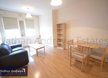 Thumbnail 1 bed flat to rent in Queens Crescent, London