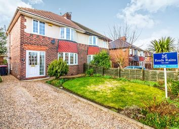 Thumbnail 3 bedroom semi-detached house for sale in Fitzwilliam Avenue, Wath-Upon-Dearne, Rotherham