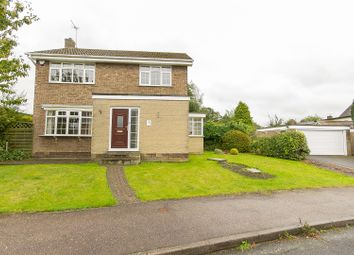 Thumbnail 4 bed detached house to rent in Foxwood Close, Hasland
