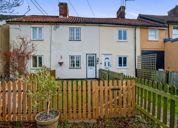 Thumbnail 2 bedroom terraced house for sale in Kingshall Street, Rougham, Bury St. Edmunds