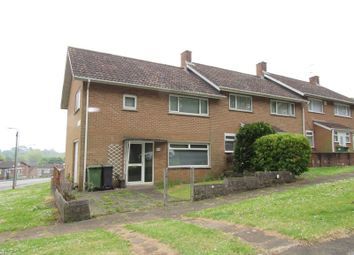 Thumbnail 3 bed end terrace house to rent in Beechley Drive, Fairwater, Cardiff