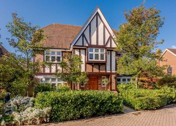Thumbnail 6 bed detached house for sale in Limewood Close, Beckenham