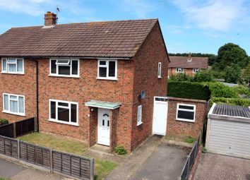 Thumbnail 3 bed semi-detached house for sale in Oak Mead, Godalming