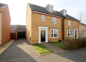 4 bed detached house for sale in Amelia Crescent, Copeswood, Coventry CV3