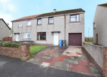 Thumbnail 3 bed semi-detached house for sale in Moss Side Road, Cowdenbeath, Fife