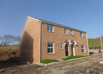 Thumbnail 3 bedroom semi-detached house for sale in The Willows, Bryn, Port Talbot