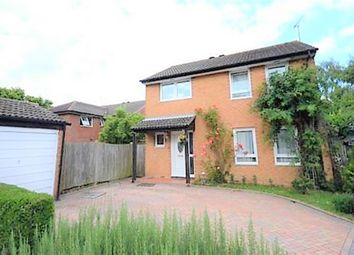 Thumbnail 4 bedroom detached house to rent in Huntingdon Close, Lower Earley, Reading