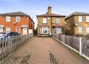 Thumbnail 1 bed flat for sale in Brentwood Road, Gidea Park, Romford