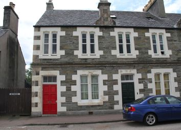 Thumbnail 3 bed flat for sale in Union Street, Lochgilphead, Argyll