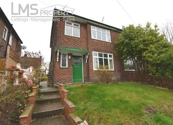 Thumbnail 3 bed semi-detached house to rent in Lee Drive, Northwich
