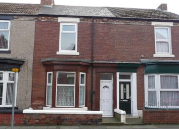 Thumbnail 3 bedroom terraced house to rent in Lister Street, Hartlepool