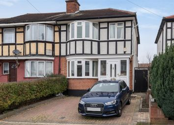 Thumbnail 3 bed end terrace house for sale in Perwell Avenue, Harrow