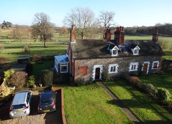 Thumbnail 1 bed cottage for sale in The Street, Little Bealings, Woodbridge