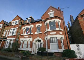 Thumbnail 3 bed flat to rent in Cautley Avenue, London