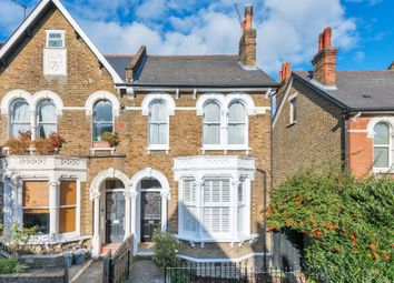 Thumbnail 4 bed semi-detached house for sale in Algiers Road, London