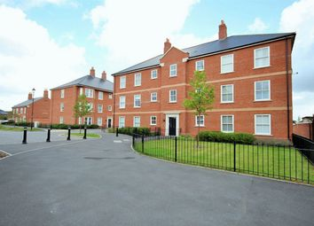 Thumbnail 2 bed flat for sale in Hadrian Court, Le Cateau Road, Colchester, Essex