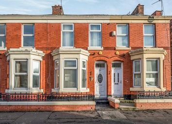 Thumbnail 4 bed terraced house for sale in Albert Edward Road, Liverpool, Merseyside