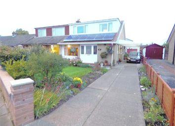 Thumbnail 4 bed semi-detached bungalow for sale in Woodlands Close, Carlisle, Cumbria