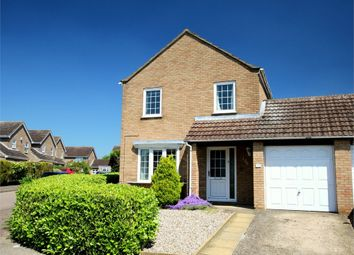 Thumbnail 3 bed detached house for sale in Queens Gardens, Eaton Socon, St. Neots