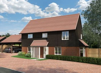 Thumbnail 3 bed detached house for sale in Long Hill Lane, East Langdon, Dover
