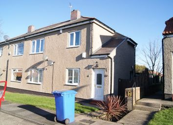 Thumbnail 1 bed flat for sale in Northcott Gardens, Seghill, Cramlington