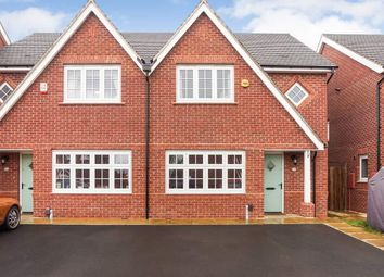 Thumbnail 3 bed property for sale in Miller Meadow, Leegomery