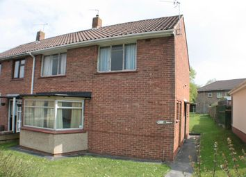 Thumbnail 4 bed end terrace house for sale in Fernsteed Road, Bishopsworth, Bristol