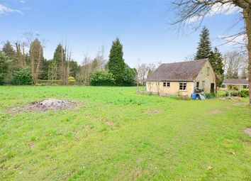 Thumbnail 2 bed detached bungalow for sale in East Hill Road, Knatts Valley, Sevenoaks, Kent