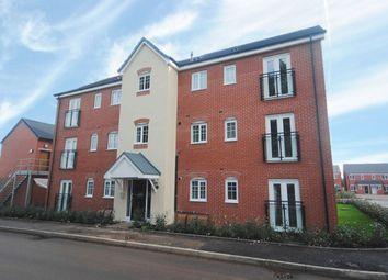 Thumbnail Flat to rent in Shakespeare Drive, Penkridge, Stafford