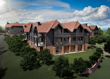 Thumbnail 2 bed flat for sale in Plot O12, Audley Stanbridge Earls, Romsey