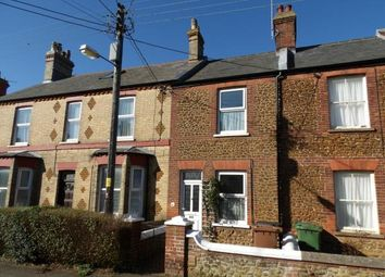 Thumbnail 2 bed terraced house for sale in Hunstanton, Norfolk