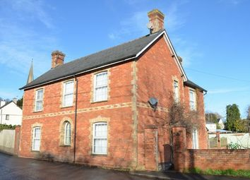 Thumbnail 3 bed detached house for sale in Bridge Street, Uffculme, Cullompton